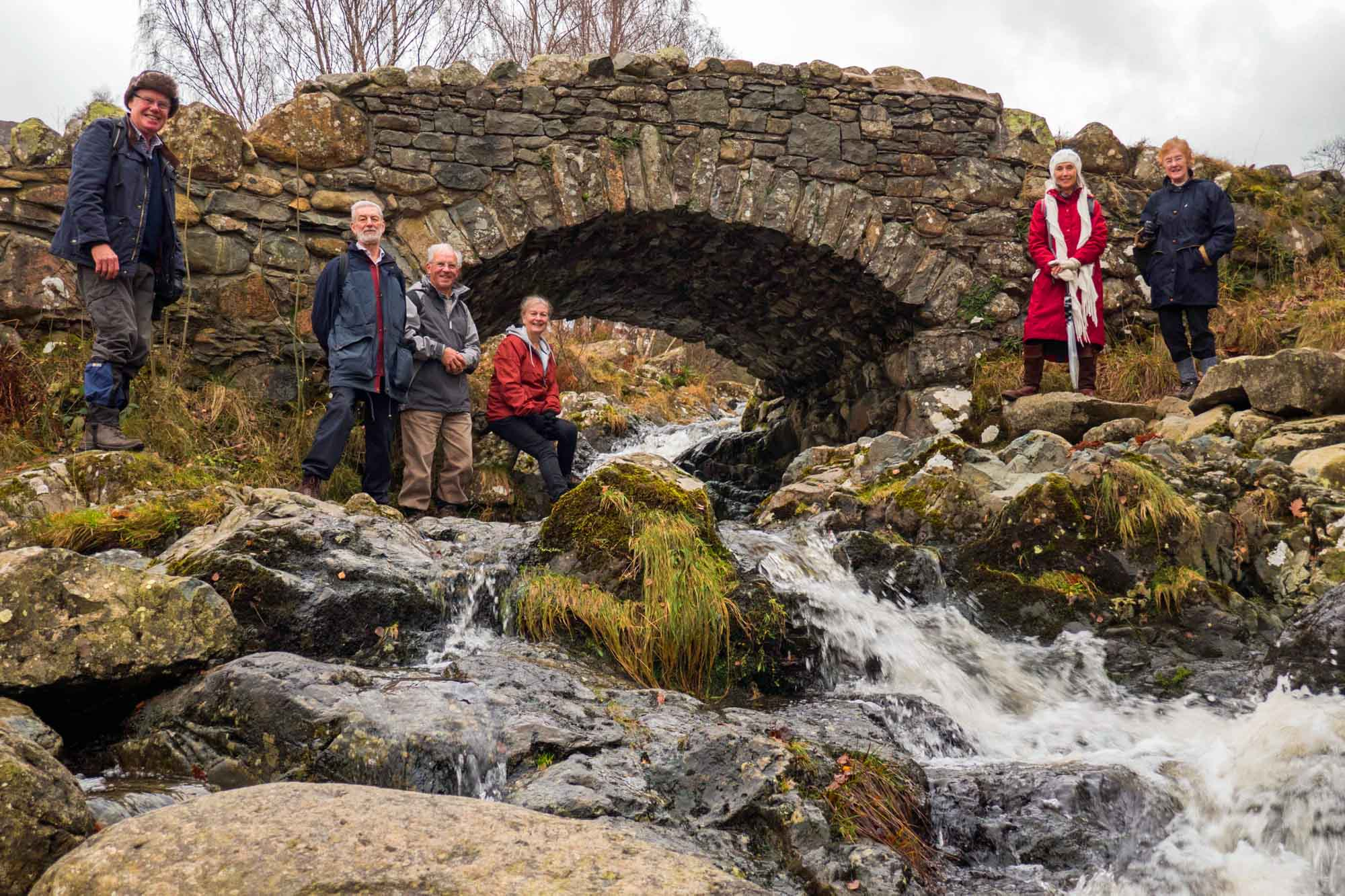 STE Editorial Team in the Lake District