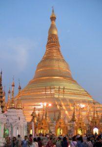 Myanmar -Shwedagon Pagoda
