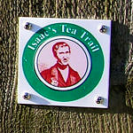 Tea Trail sign