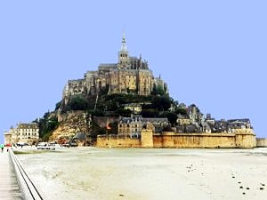 Normandy: Le Mont St-Michel