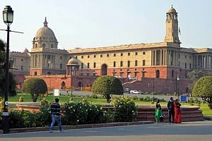 Delhi Government Buildings