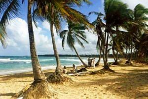 Dominican Republic: Beach near Punta Cana