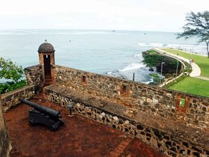 Fort San Felipe in Puerta Plata