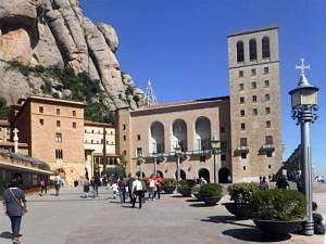 NE Spain: Montserrat Monastery