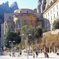 The Basilica at Montserrat