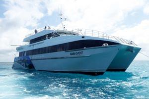 Lady Musgrave Experience Catamaran