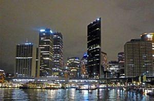 Sydney's vibrant Circular Quay