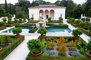 Italian Garden at Hamilton