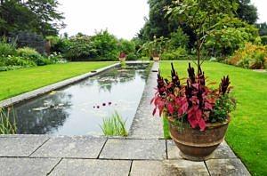 Pool Garden at Tintinhull