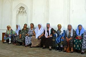 Ladies of Samarkand