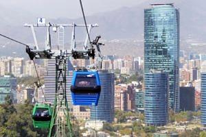 Teleférico de Santiago