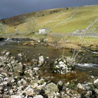 Langstrothdale along the Dales Way