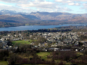 The end is in sight - Lake Windermere