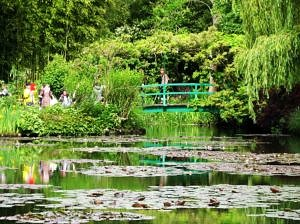 Monet's Gardens, a must for any artist