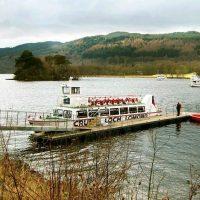 By coach: My first trip was to Loch Lomond