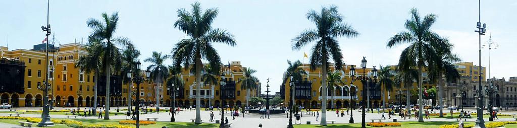 The Plaza Major