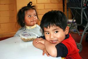 Nursery Children in Arequipa