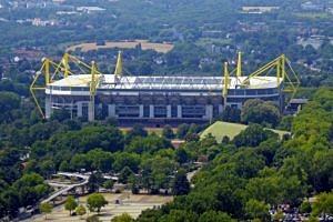 Borussia Dortmund's stadium