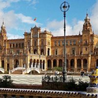Seville: Plaza de Espana