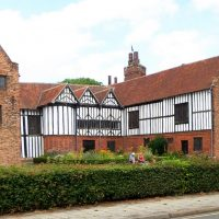 Lincolnshire: Gainsborough Old Hall