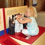 Hands-on activity at Thornton Abbey