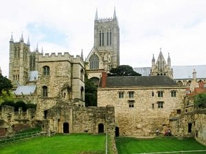 Lincoln Medieval Bishops' Palace