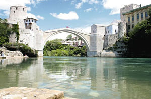 Bridge at Mostar