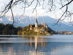 Balkans: Lake Bled