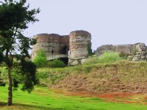 Beeston Castle and Woodland