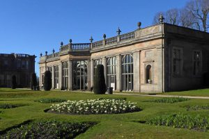 The Orangery at Lyme Park