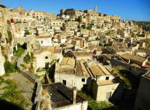 Apulia: Matera: An ancient city lost in time