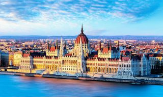 Budapest - 'The Queen of the Danube'