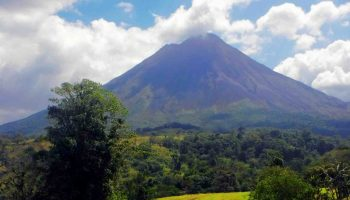 Costa Rica: Mt Arenal