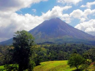 Costa Rica: Mt Arenal