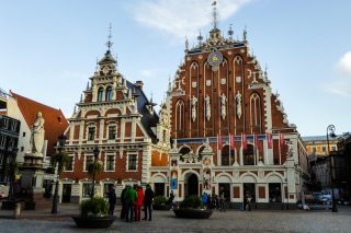 Riga: House of the Blackheads