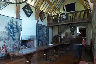 Great Hall at Packwood House