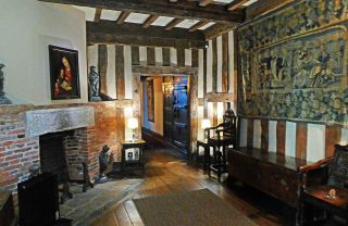 Inner Hall at Packwood House