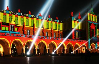 The Cloth Hall in Kraków Main Square