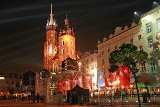 Kraków: St Mary's Basilica