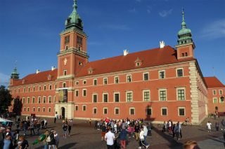 Warsaw: The Royal Palace