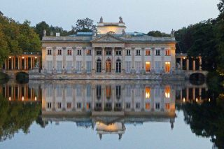 Warsaw: Wilanów Palace