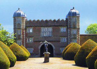 Burton Agnes: The Gatehouse