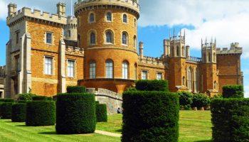 Belvoir Castle - Historic Houses