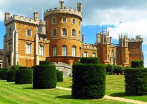 Belvoir Castle - Historic Houses