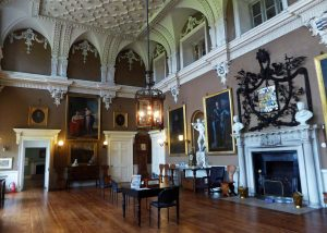 Burton Constable: The Great Hall