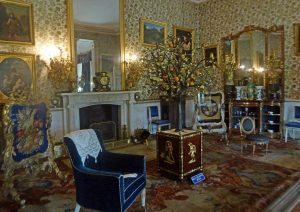 Burton Constable: The Blue Dressing Room