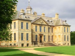 Belton House - Fine Carolean architecture