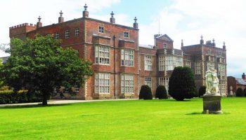 Burton Constable Hall Rear View