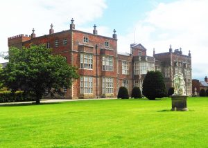 Burton Constable Hall Rear View