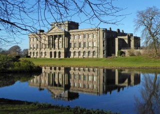 Lyme House - National Trust, Cheshire